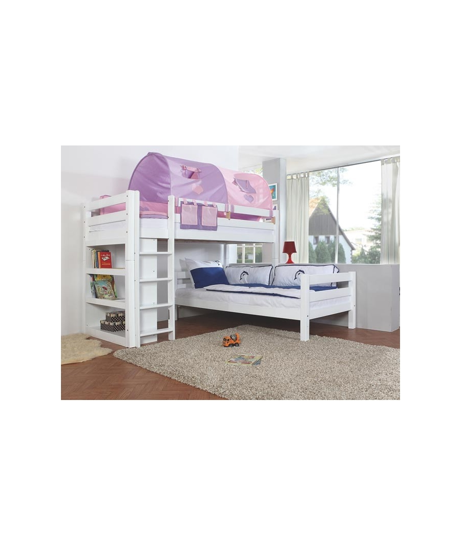 Litera infantil en angulo - Muebles literas infantiles ...