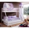 Ropa de cama infantil lila