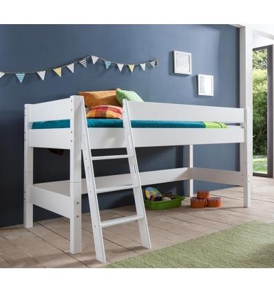 Camas altas de matrimonio perfect cama alta ikea litera - Ikea cama alta ...