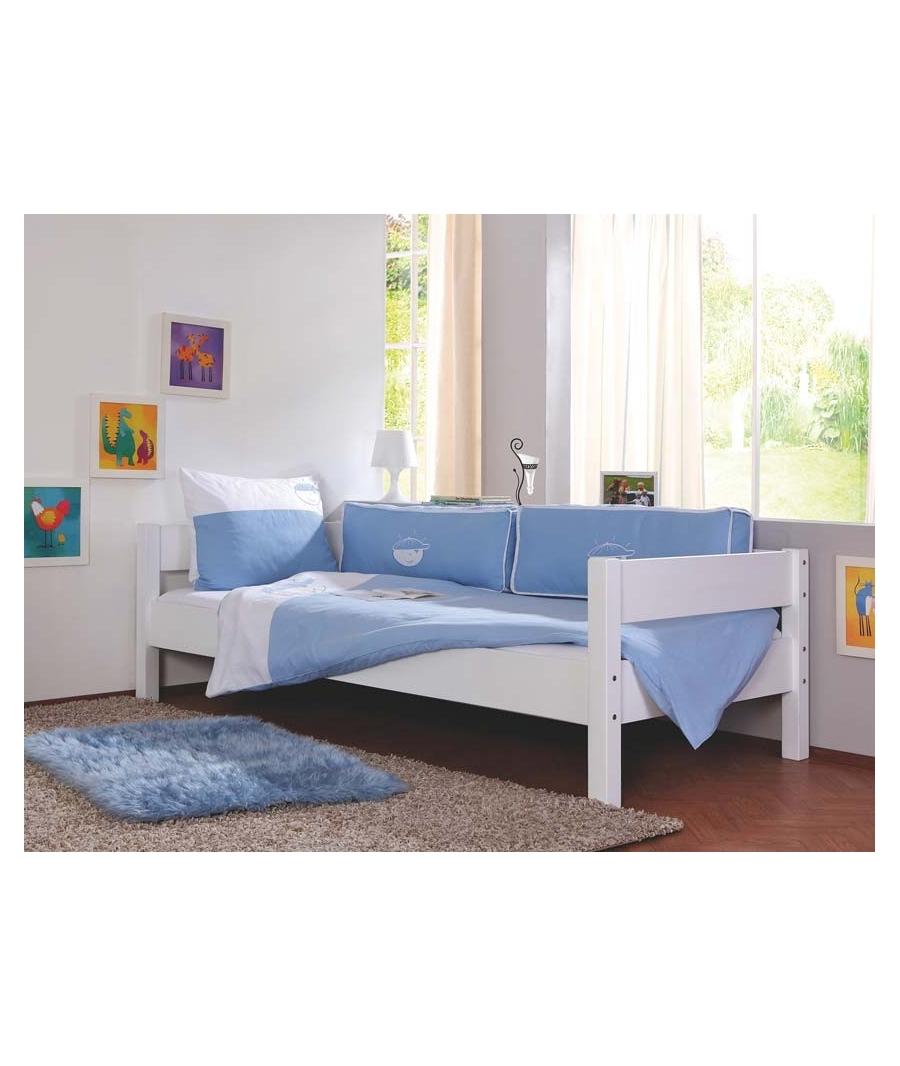 Cama individual de madera - Comprar cama individual ...