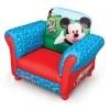Sillón infantil Mickey Mouse en oferta