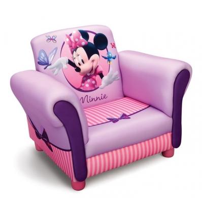 Sillón infantil Minnie Mouse