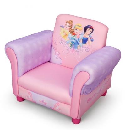 Sillón princesas Disney