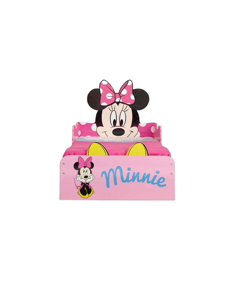 Minnie Mouse Cama