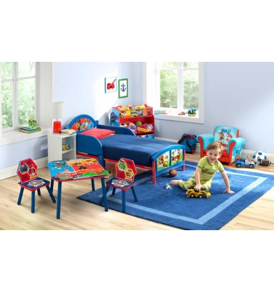 Habitación infantil Patrulla Canina