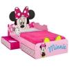 Minnie mouse cama cajones