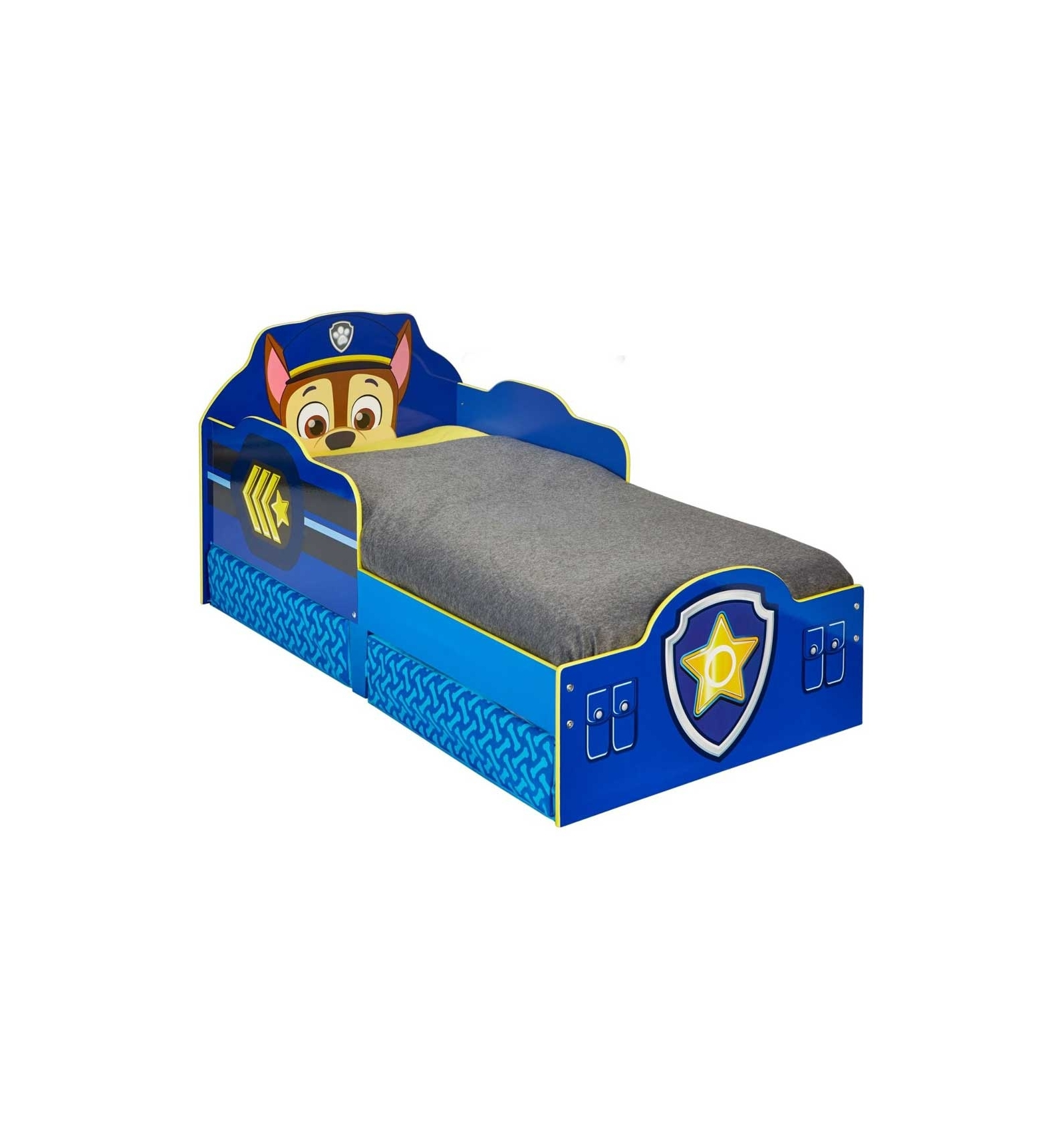 Cama para ni os patrulla canina - Sofas cama infantiles ...