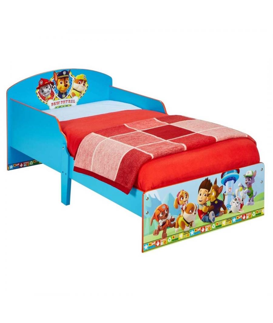 Cama infantil patrulla canina - Sofas cama infantiles ...