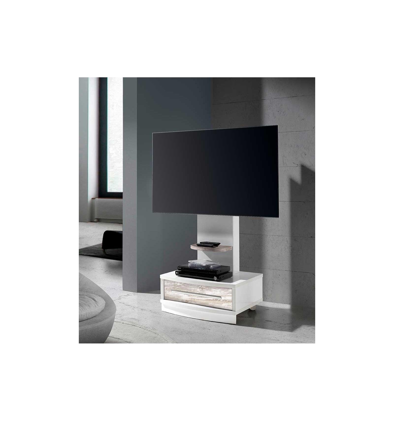 Mueble de tv for Mueble compacto tv