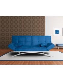 Sofá cama clic clac azul