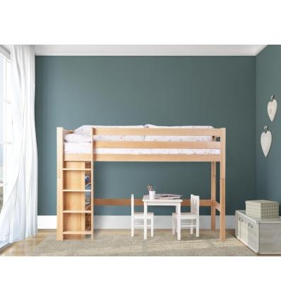 cama semialta de altura