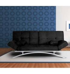 sofa cama clic clac cerdea negro - Sofas Negros