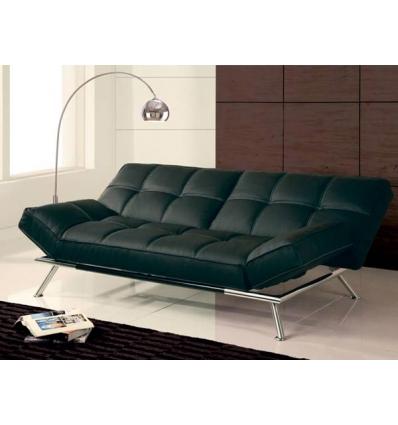Sofa cama piel