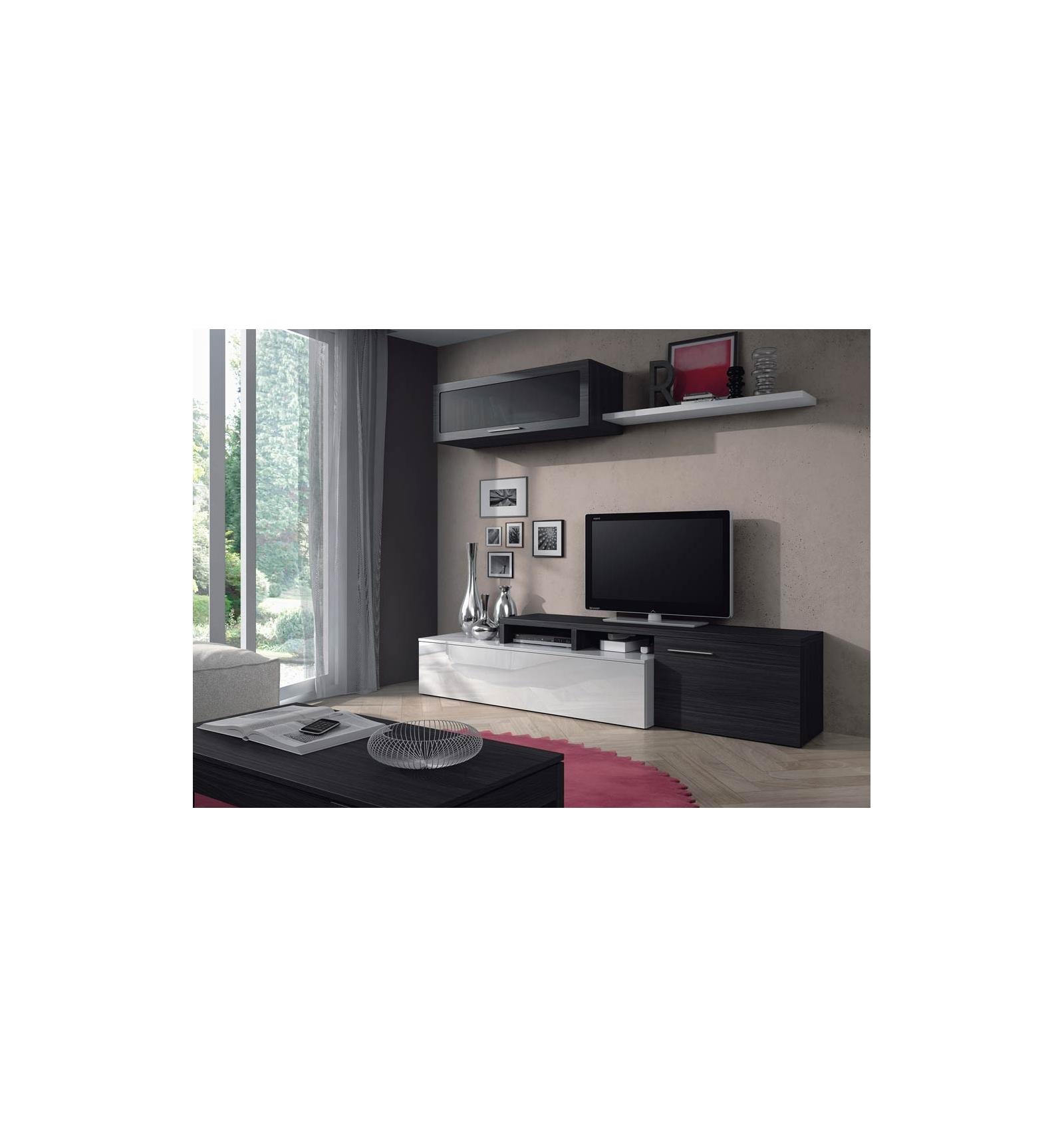 Mueble compacto for Mueble compacto tv