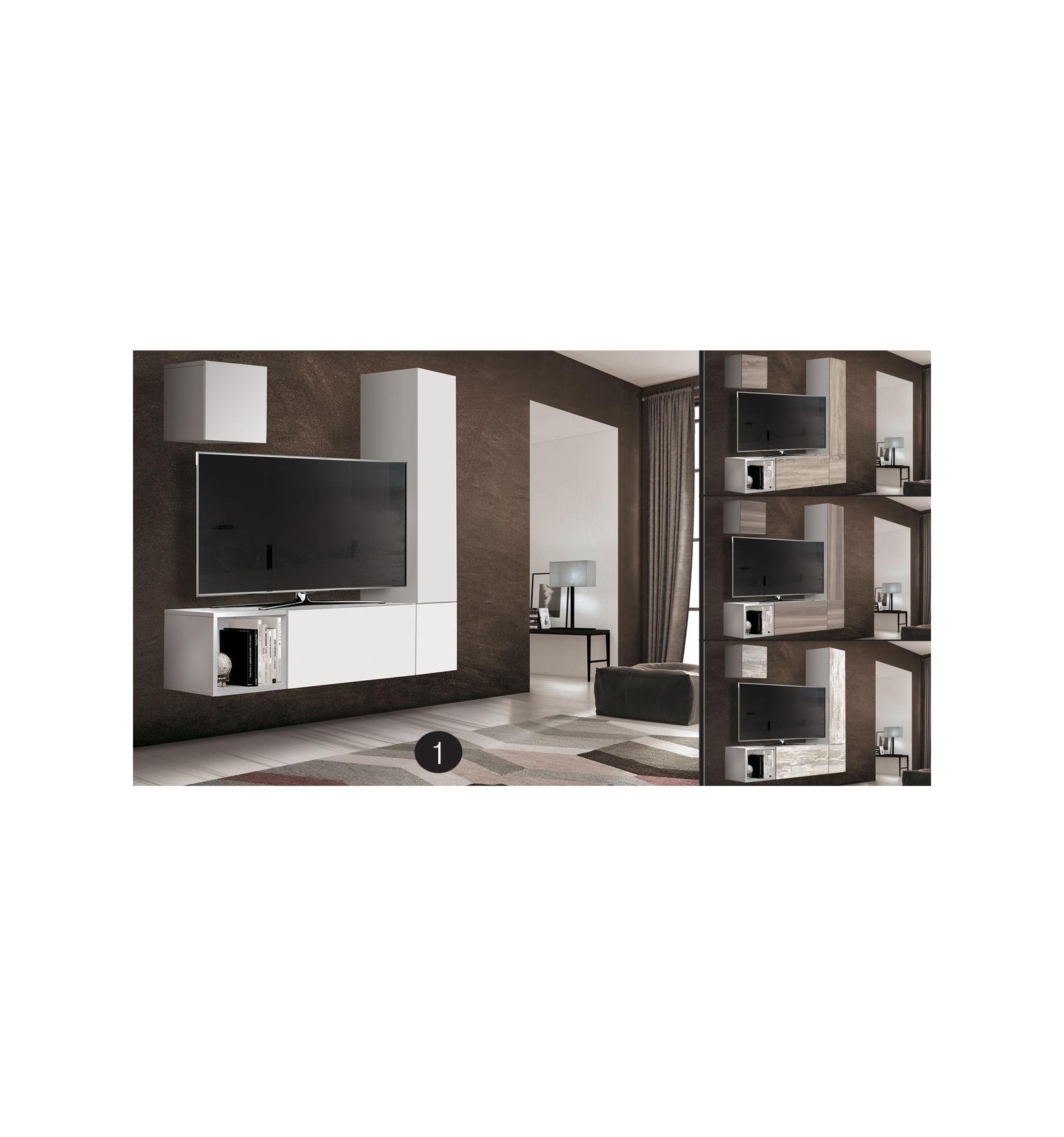 Mueble modular de sal n twist for Mueble modular salon