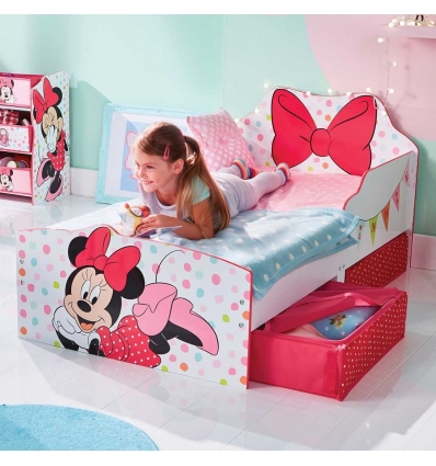 Cama Minnie Mouse