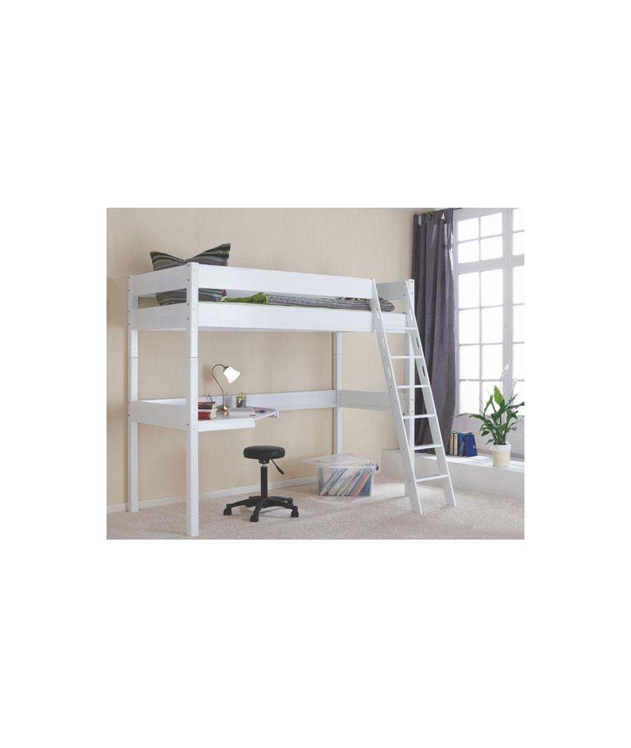Decorar cuartos con manualidades camas altas juveniles df for Dormitorio juvenil cama alta