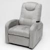 Sofá relax gris