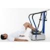 Plataforma vibratoria con accesorio para ejercicio de brazos