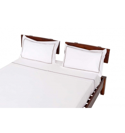sábanas marrones