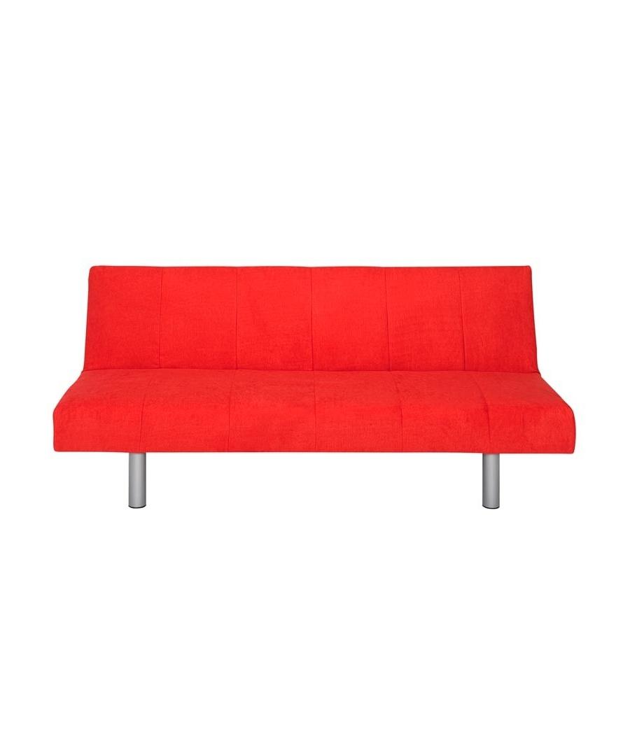 Sofa cama moderno for Sofa cama rojo barato
