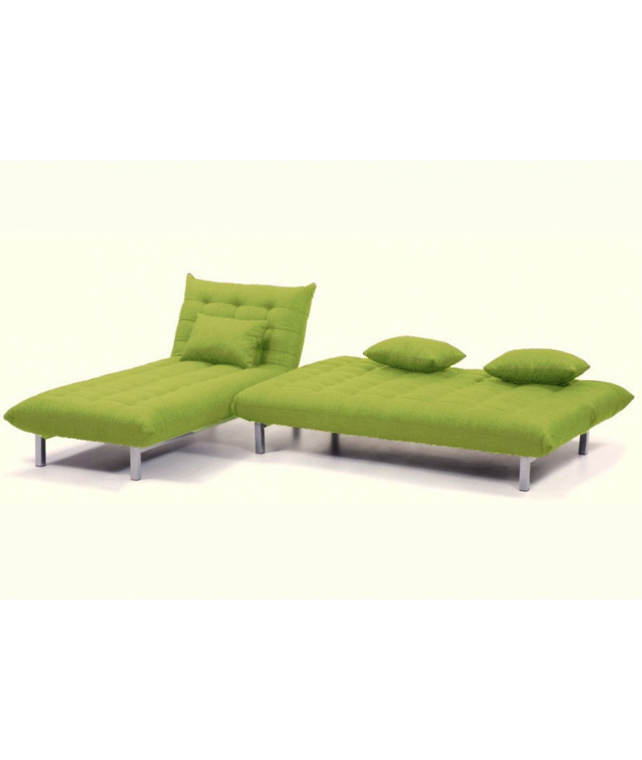 Awesome chaise longue letto contemporary design ideas for Sofa cama chaise longue piel